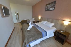 Hotel Villa Aconchego de Gramado, Hotel  Gramado - big - 28