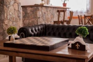 Apart Hotel Savona, Apartmanhotelek  Capilla del Monte - big - 62