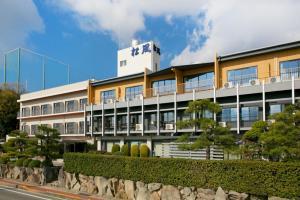 Shodoshima Seaside Hotel Matsukaze, Ryokany  Tonosho - big - 69