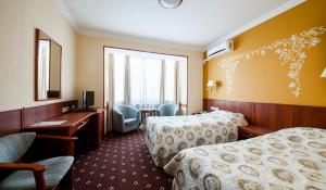 Hotel Yacht Club Noviy Bereg, Üdülőtelepek  Boltyino - big - 11