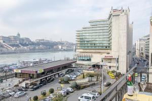 Danube Pest-side Apartment, Apartmány  Budapešť - big - 23