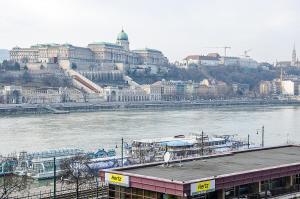 Danube Pest-side Apartment, Apartmány  Budapešť - big - 12