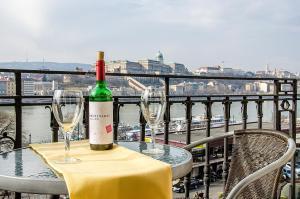 Danube Pest-side Apartment, Apartmány  Budapešť - big - 13