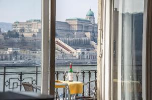 Danube Pest-side Apartment, Apartmány  Budapešť - big - 5