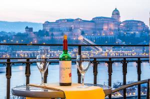 Danube Pest-side Apartment, Apartmány  Budapešť - big - 1