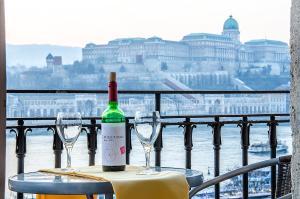 Danube Pest-side Apartment, Apartmány  Budapešť - big - 32
