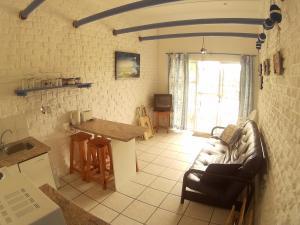 Cottage mit zwei Einzelbetten