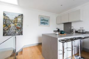 onefinestay - South Kensington private homes III, Apartmány  Londýn - big - 3
