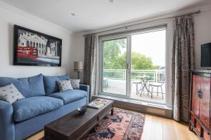 onefinestay - South Kensington private homes III, Apartmány  Londýn - big - 4