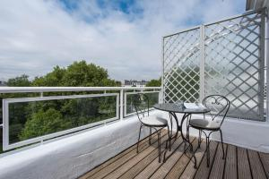onefinestay - South Kensington private homes III, Apartmány  Londýn - big - 7