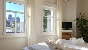 City-Hotel-Garni-Diez, Отели  Диц - big - 18