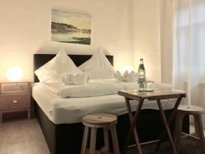 City-Hotel-Garni-Diez, Отели  Диц - big - 20