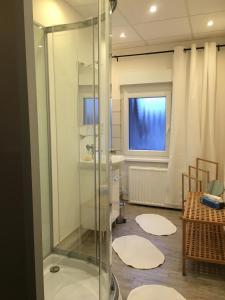 City-Hotel-Garni-Diez, Отели  Диц - big - 14