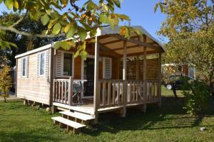 Camping Padimadour, Kempingek  Rocamadour - big - 4