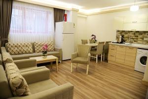 Al Khaleej, Апарт-отели  Стамбул - big - 8
