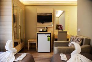 Al Khaleej, Апарт-отели  Стамбул - big - 29