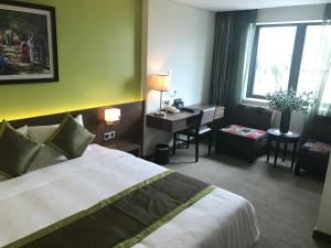 Hotel Kuretakeso Tho Nhuom 84, Hotely  Hanoj - big - 5