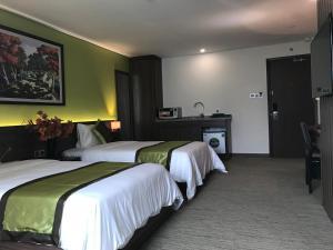 Hotel Kuretakeso Tho Nhuom 84, Hotely  Hanoj - big - 8