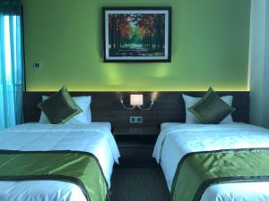 Hotel Kuretakeso Tho Nhuom 84, Hotely  Hanoj - big - 10