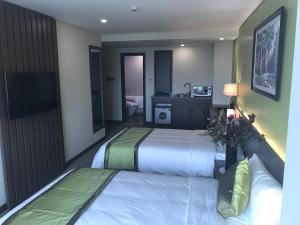 Hotel Kuretakeso Tho Nhuom 84, Hotely  Hanoj - big - 13