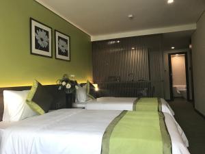 Hotel Kuretakeso Tho Nhuom 84, Hotely  Hanoj - big - 19