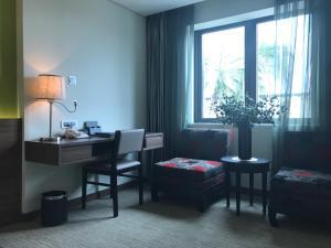 Hotel Kuretakeso Tho Nhuom 84, Hotely  Hanoj - big - 27