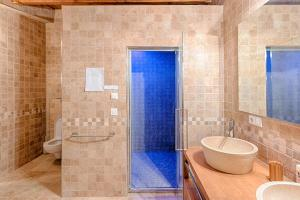 Romantic Villa near Monaco, Villen  Roquebrune-Cap-Martin - big - 2