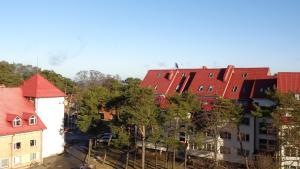 Apartamentai Ramybė, Апартаменты  Нида - big - 22