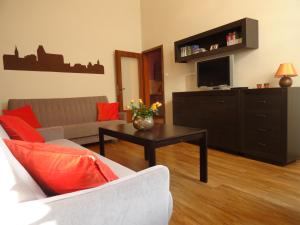 Nova Apartamenty Starówka Parking, Appartamenti  Toruń - big - 6