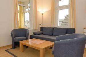 Villa Meeresgruss, Appartamenti  Ostseebad Sellin - big - 8