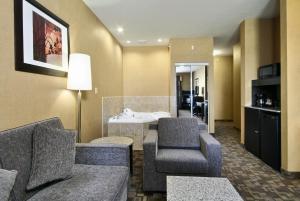 Apartament typu Suite dla niepalących z łóżkiem typu king-size