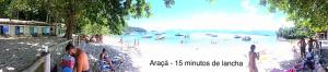 Pousada Costa Verde, Affittacamere  Vila Muriqui - big - 6