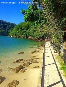 Pousada Costa Verde, Affittacamere  Vila Muriqui - big - 37