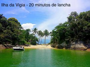 Pousada Costa Verde, Affittacamere  Vila Muriqui - big - 3