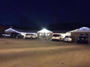 Scenic River Inn Motel, Motelek  Wartburg - big - 16