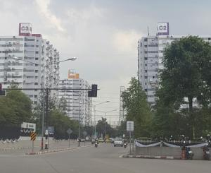 Popular Condo P1 IMPACT, Apartmány  Nonthaburi - big - 10
