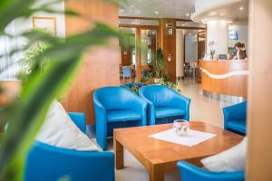 Hotel Palace, Отели  Бибионе - big - 21