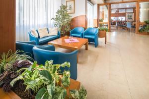 Hotel Palace, Отели  Бибионе - big - 24