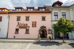 Penzión - Restaurant Atrium