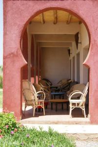 Les Jardins de Bouskiod, Chaty  Amizmiz - big - 4