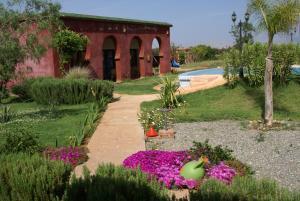Les Jardins de Bouskiod, Chaty  Amizmiz - big - 21