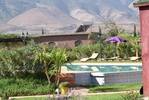 Les Jardins de Bouskiod, Chaty  Amizmiz - big - 22