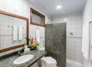 Nauticomar All Inclusive Hotel & Beach Club, Szállodák  Porto Seguro - big - 9