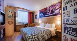 Ibis Warszawa Reduta, Hotely  Varšava - big - 13