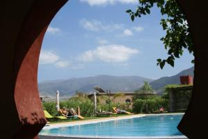 Les Jardins de Bouskiod, Chaty  Amizmiz - big - 31