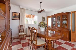 Llebeig-Palmeras, Holiday homes  Urbanicacion ses palmeres - big - 2