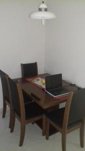 Apartamento Top, Ferienwohnungen  Santa Cruz do Sul - big - 16