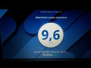 Apartment Lazara, Ferienwohnungen  Sutomore - big - 45