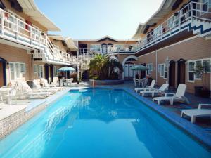 Hotel Villa Fontana Inn, Hotel  Ensenada - big - 16
