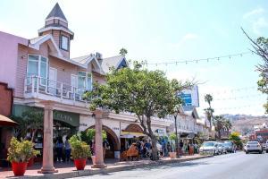 Hotel Villa Fontana Inn, Hotel  Ensenada - big - 27